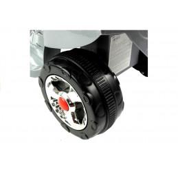 Motor na akumulator HC8051 Srebrny