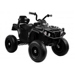 Quad na Akumulator BDM0906 Pompowane Koła Czarny