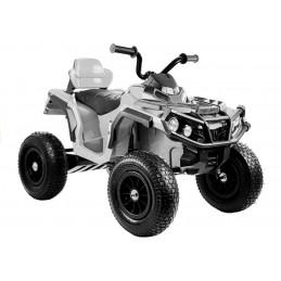 Quad na Akumulator BDM0906 Pompowane Koła Biały