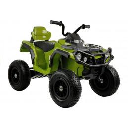 Quad na Akumulator BDM0906 Pompowane Koła  Zielony