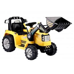 Traktor na Akumulator ZP1005 Żółte