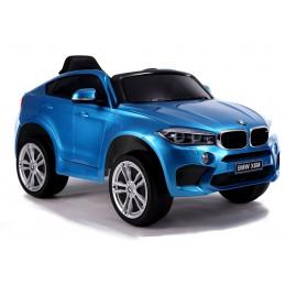 Auto na Akumulator BMW X6 Niebieskie Lakierowane