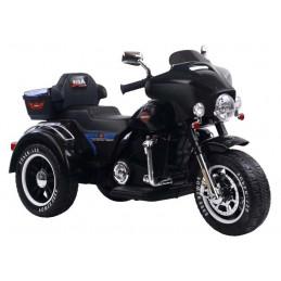 Motocykl na Akumulator ABM-5288 Czarny