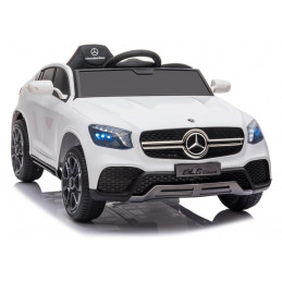 Auto na Akumulator Mercedes GLC Coupe Biały