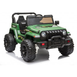 Auto na akumulator CH9956 Zielony