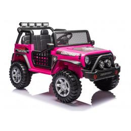 Pojazd na akumulator XMX618 Różowy