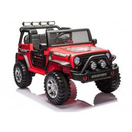 Pojazd na akumulator XMX618 Czerwony Lakierowany