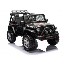 Pojazd na akumulator XMX618 Czarny Lakierowany