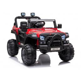 Auto na Akumulator BBH-016 Czerwony