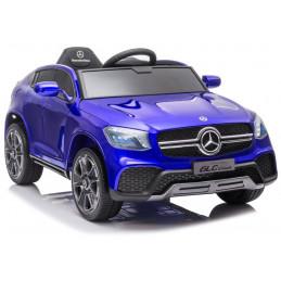 Auto na Akumulator Mercedes GLC Coupe Niebieski Lakierowany