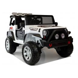 Auto na akumulator XMX618 Biały